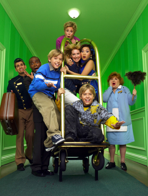 how old are zack and cody in suite life on deck