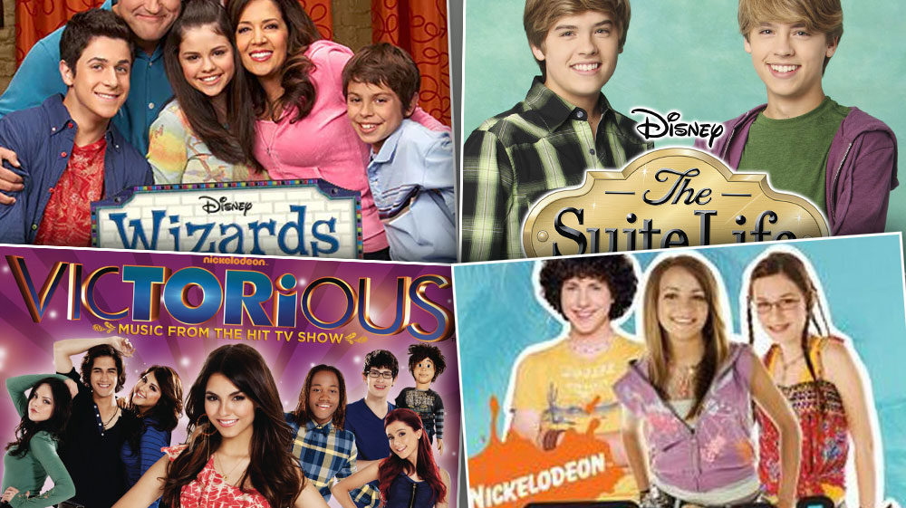 Disney and Nickelodeon TV Shows