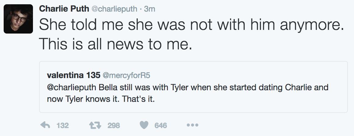 charlie puth tweets
