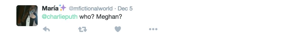 charlie tweet 1