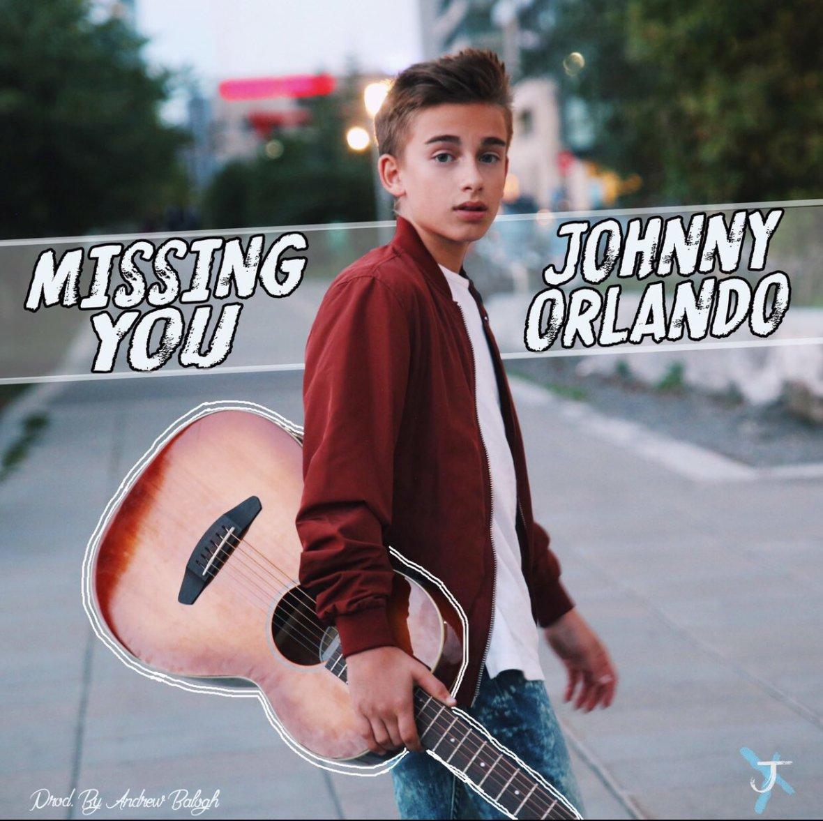 johnny orlando missing you