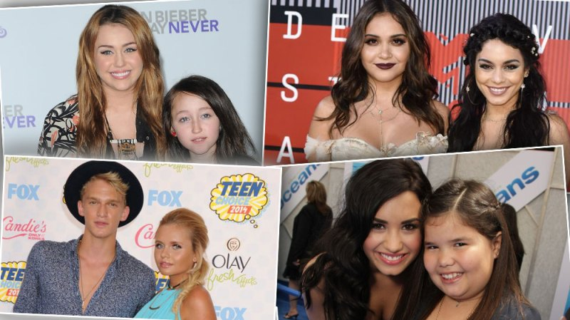 Celebrities With Famous Younger Siblings