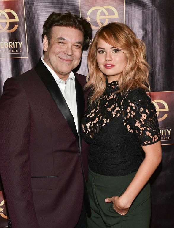 debby ryan and george caceres