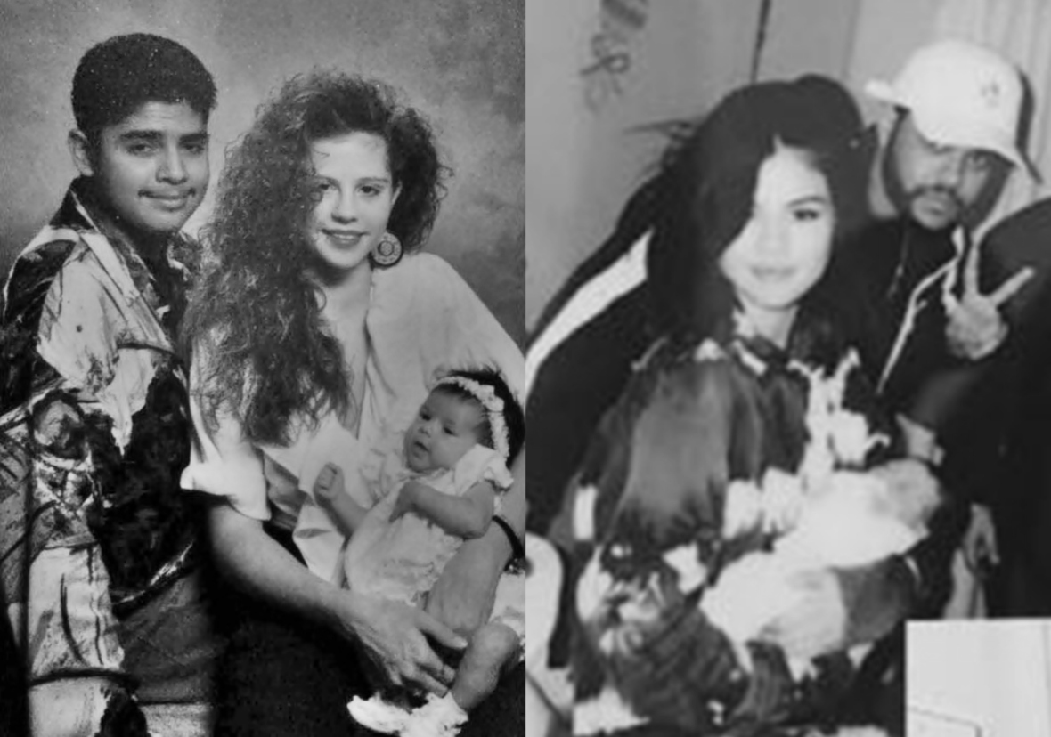 the weeknd selena parents