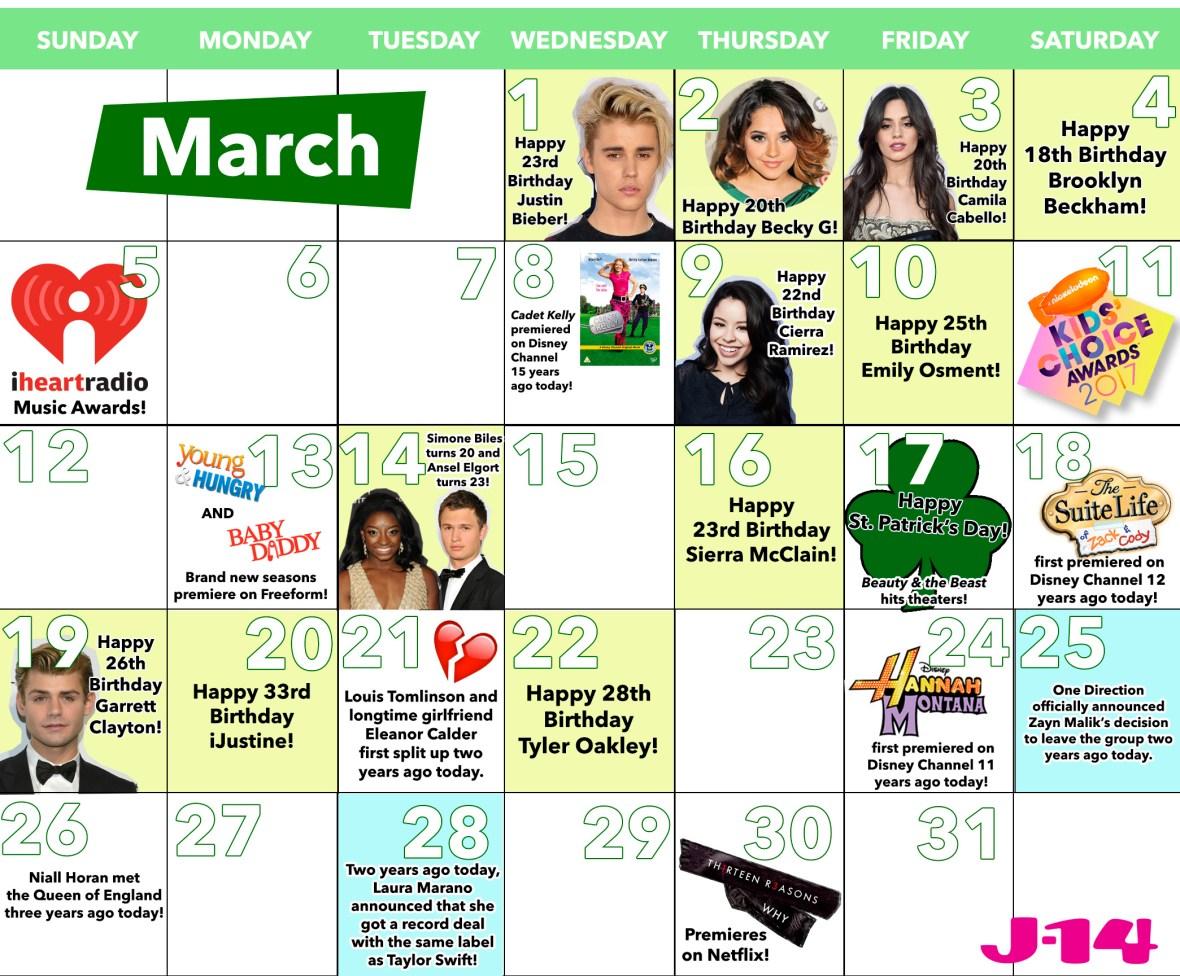 march calendar 3