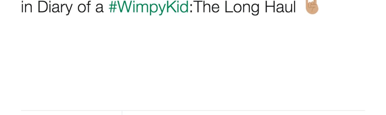 devon bostick tweet diary of a wimpy kid