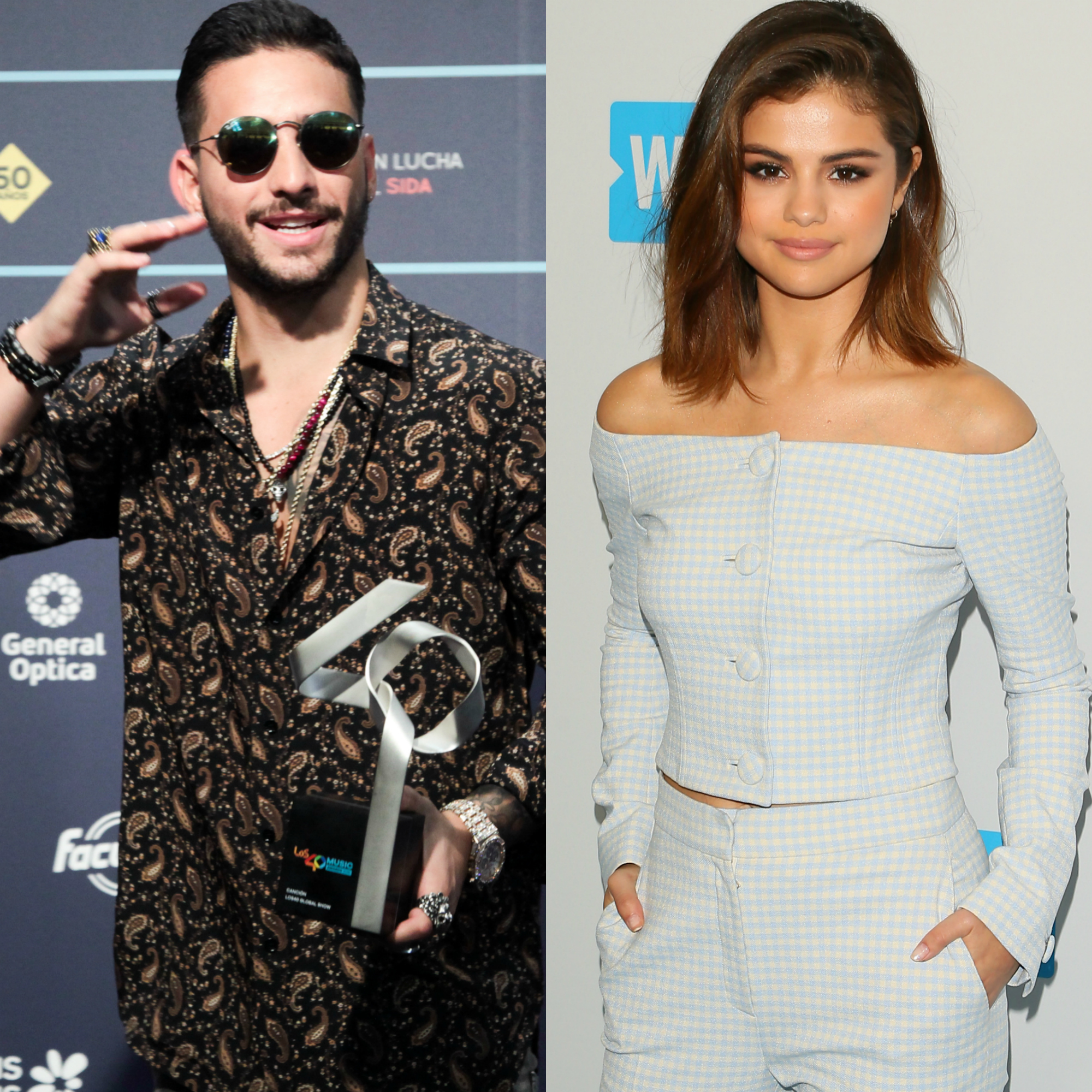 Maluma Reveals The Truth About His Relationship With Selena Gomez