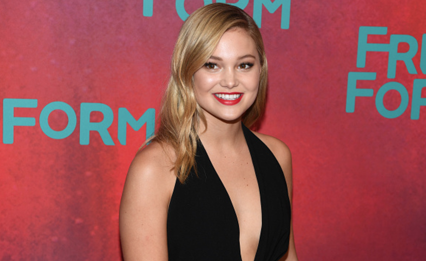 Cleavage Olivia Holt  nudes (43 photos), Snapchat, braless