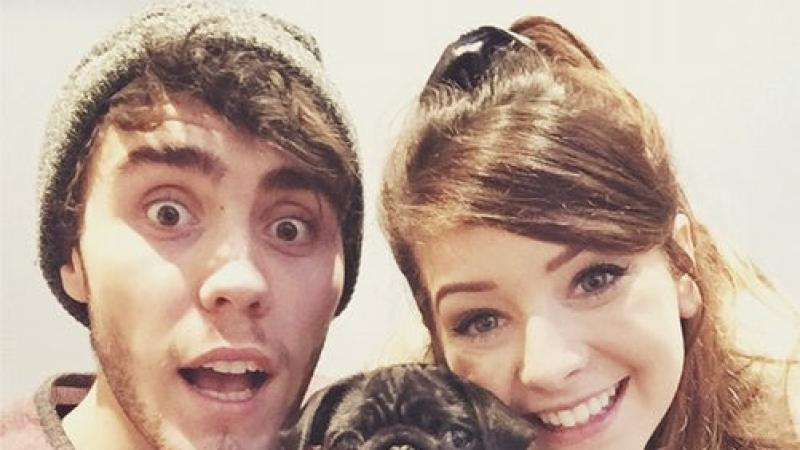 zoella and alfie 2018