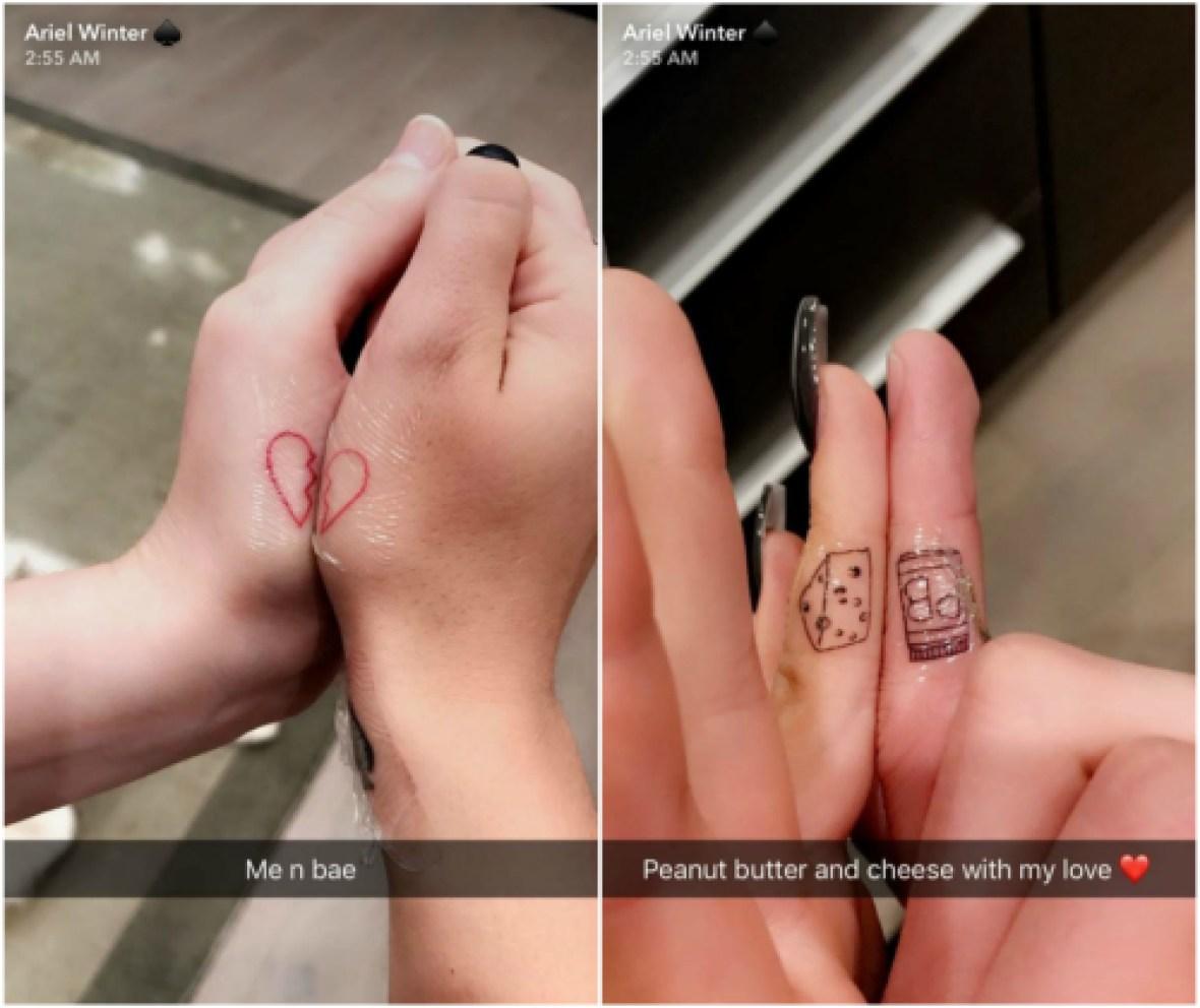 ariel levi tattoos