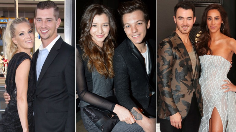 12 Stars Who Are In Relationships With Normal People