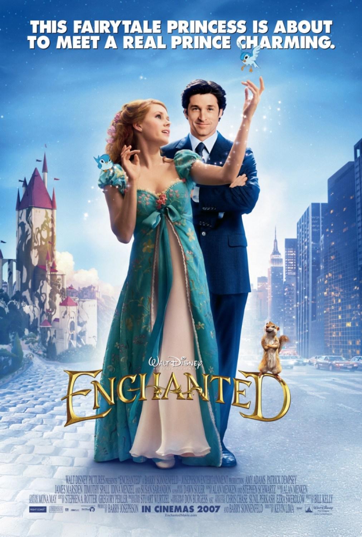 disney movies enchanted