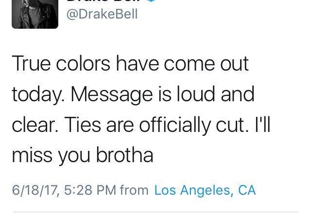 drake bell josh peck wedding tweet 2