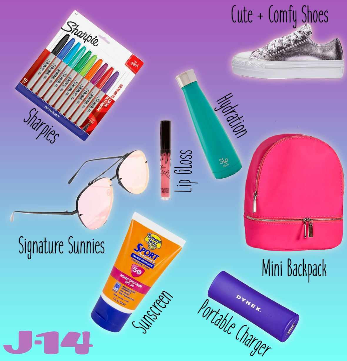 Fangirl guide summer essentials
