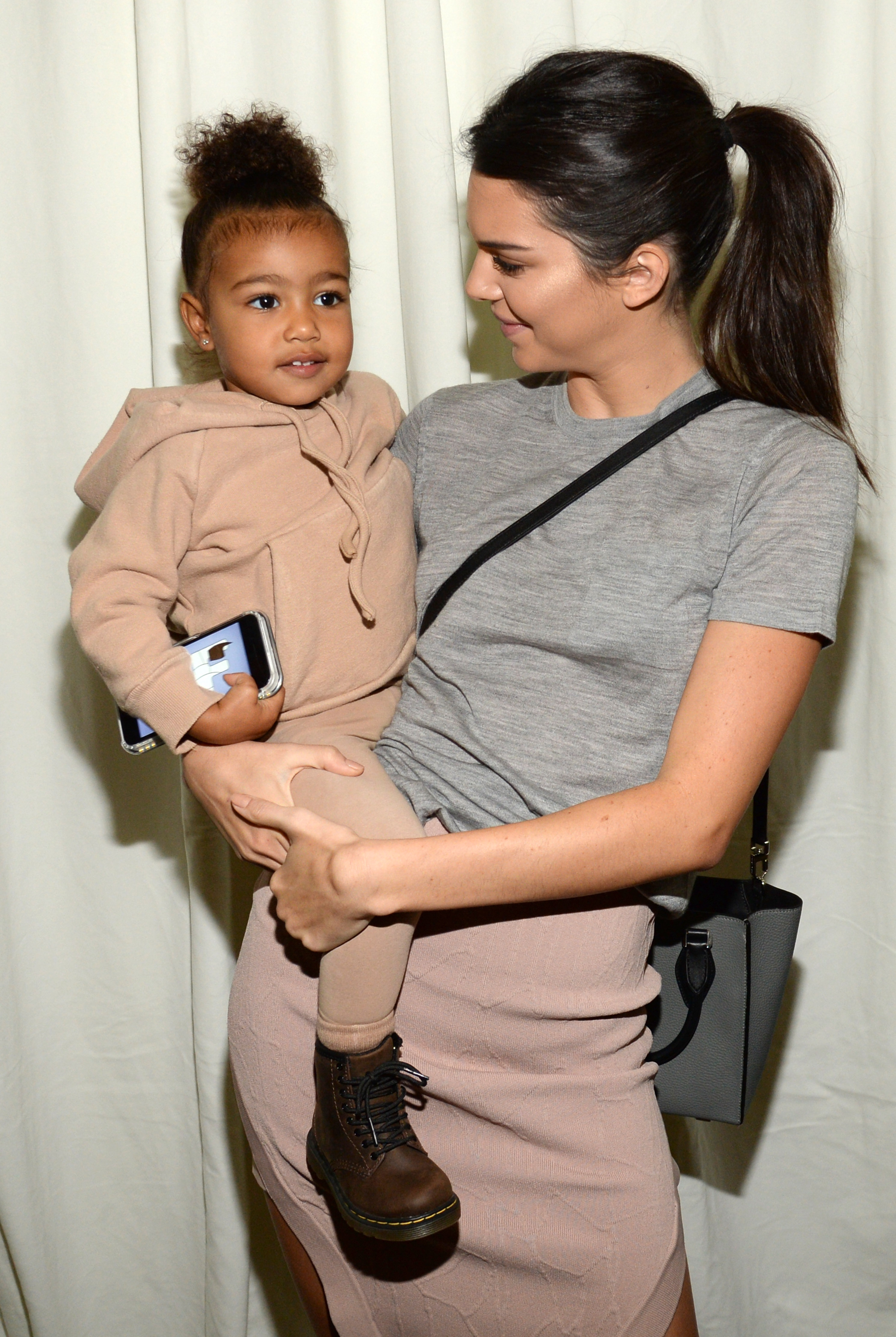 kendall-jenner-north-west