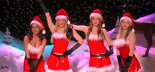 mean girls christmas