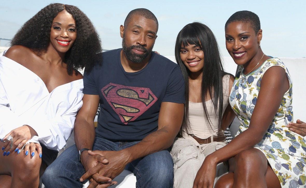 black lightning cast