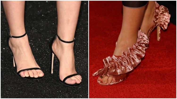 camila cabello feet