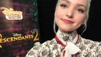 dove-cameron-descendants-selfie