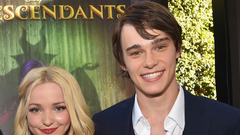 Dove Cameron Gushes About Close Friendship With Mitchell Hope
