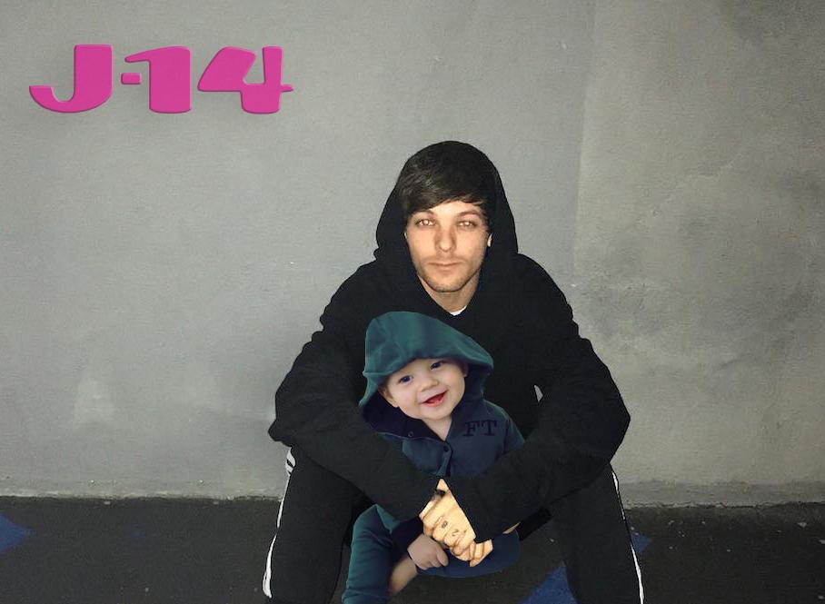 louis tomlinson baby freddie matching