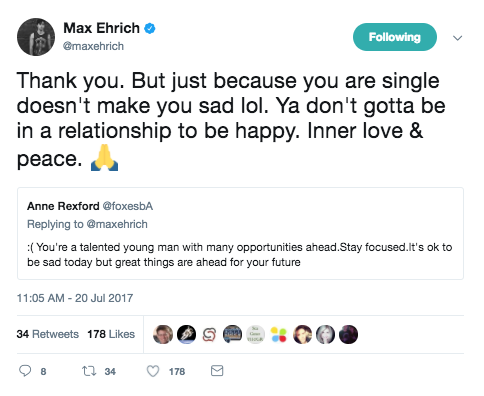 max tweet 2