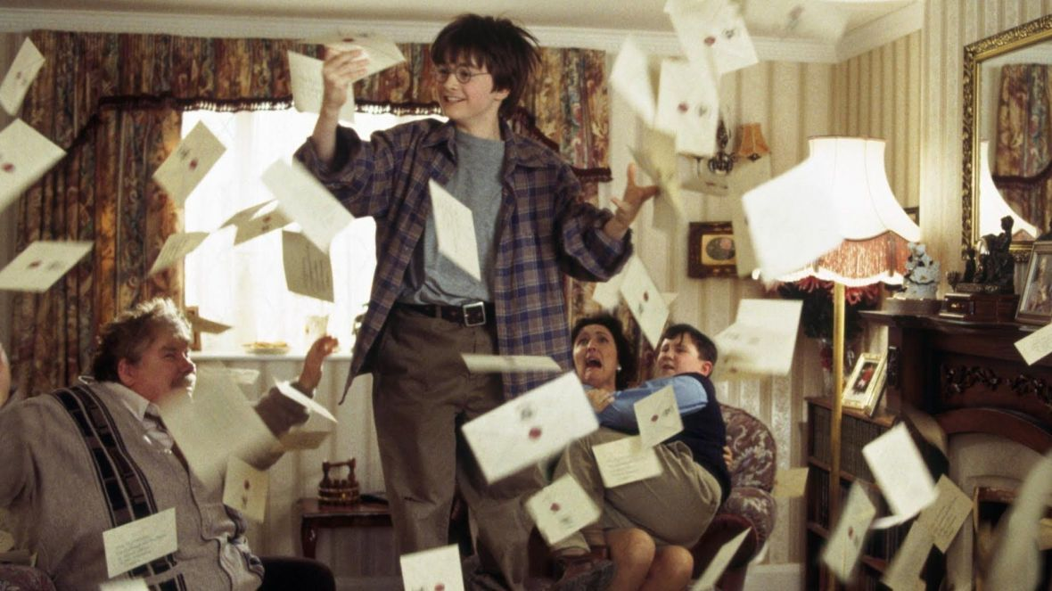 hogwarts acceptance