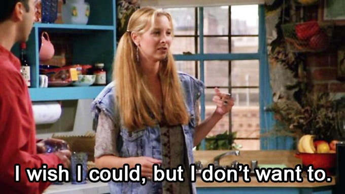 Phoebe from 'Friends' Might Be the Most Relatable Character Ever