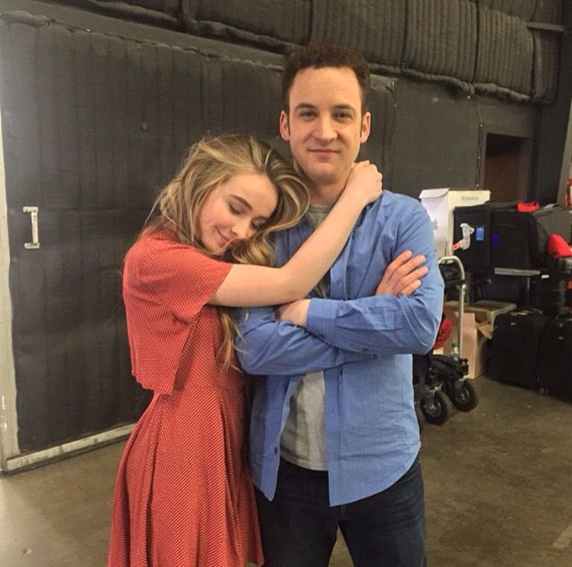 sabrina carpenter ben savage