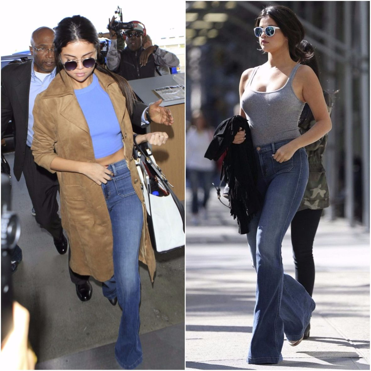 selena-gomez-flared-jeans-street-style