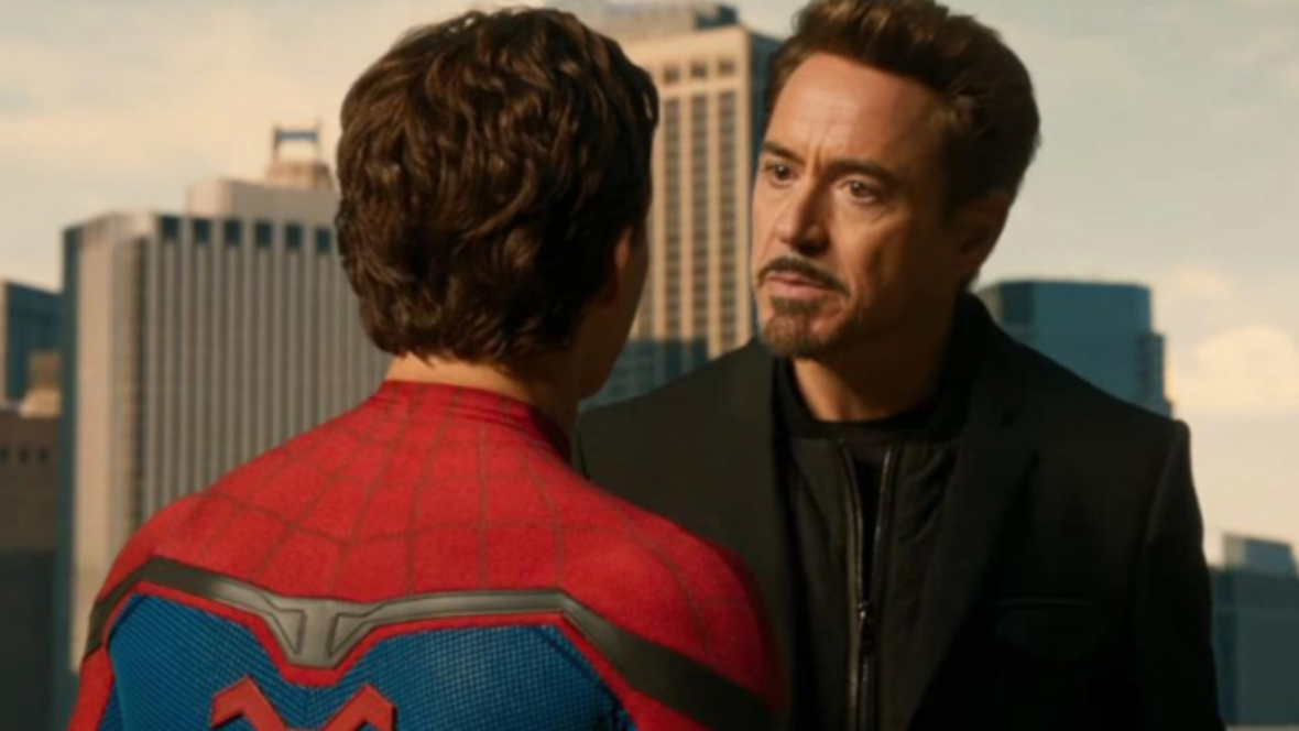 spider-man: homecoming - tony stark