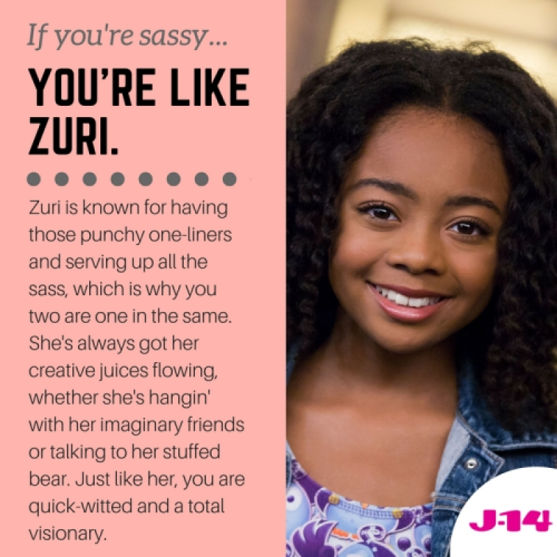 zuri personality quiz