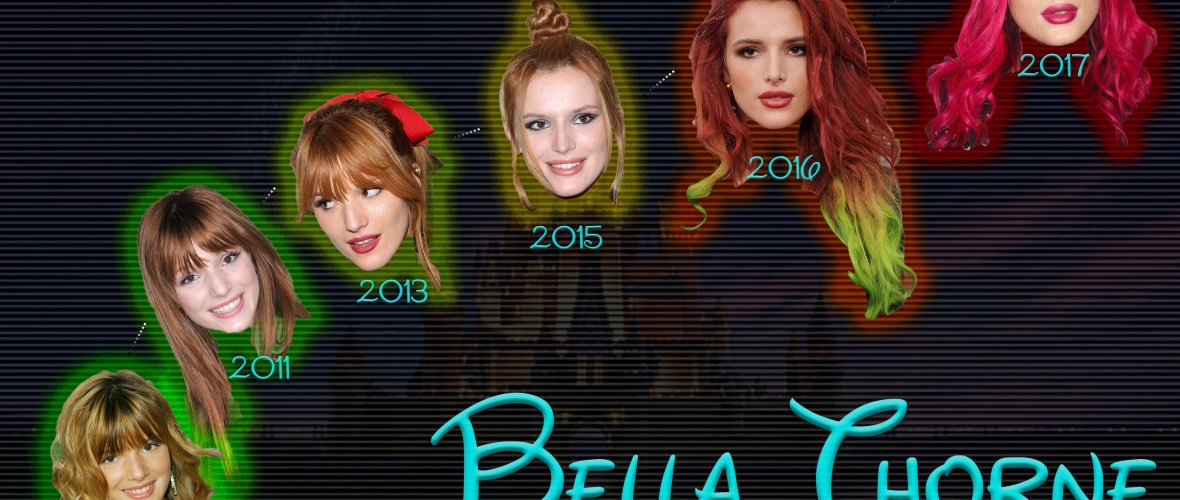 bella thorne rebelling
