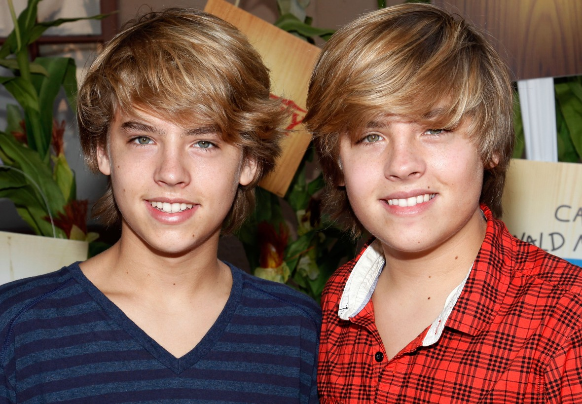 cole and dylan face