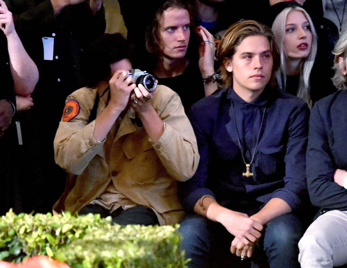 cole sprouse photographer