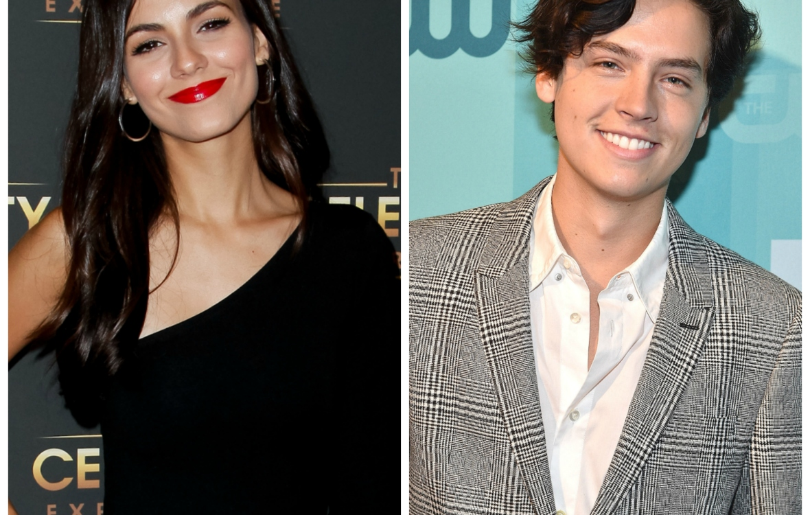 victoria justice cole sprouse