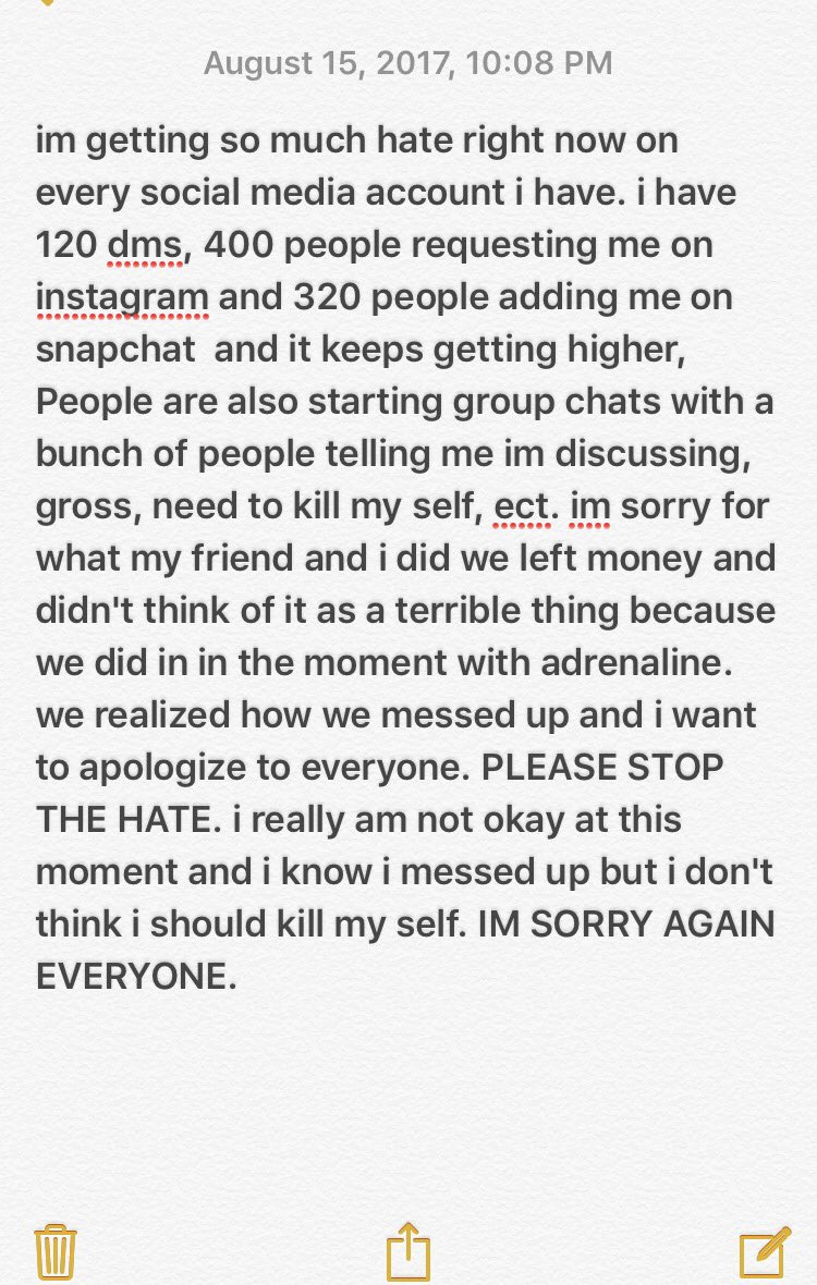 dolan twins apology