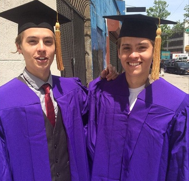 dylan and cole nyu grads