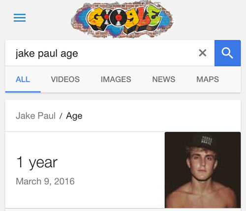 jake paul age screencap
