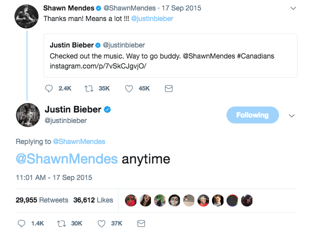justin shawn tweet