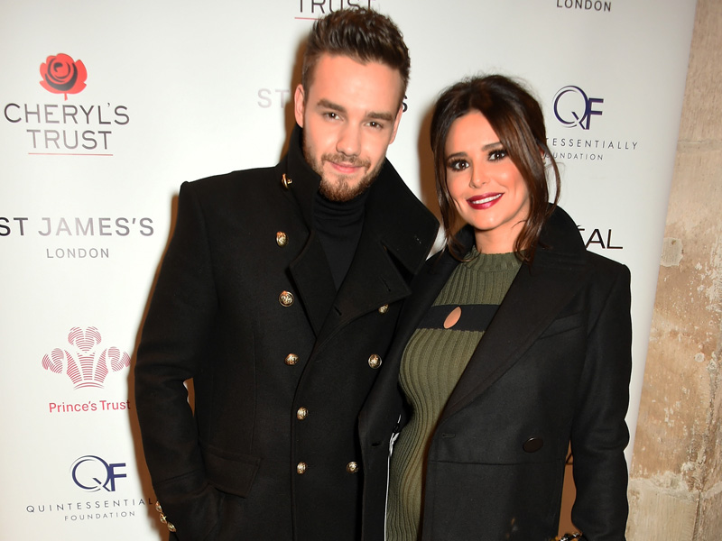 liam payne cheryl cole getty images