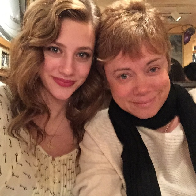 Lili Reinharts Mom Amy Reinhart Is the Ultimate