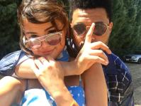 Selena The Weeknd