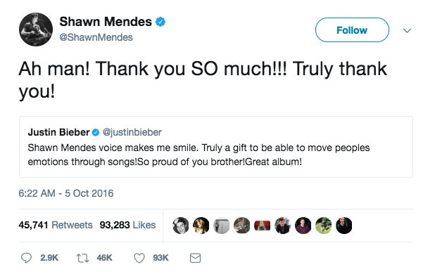 shawn justin tweet