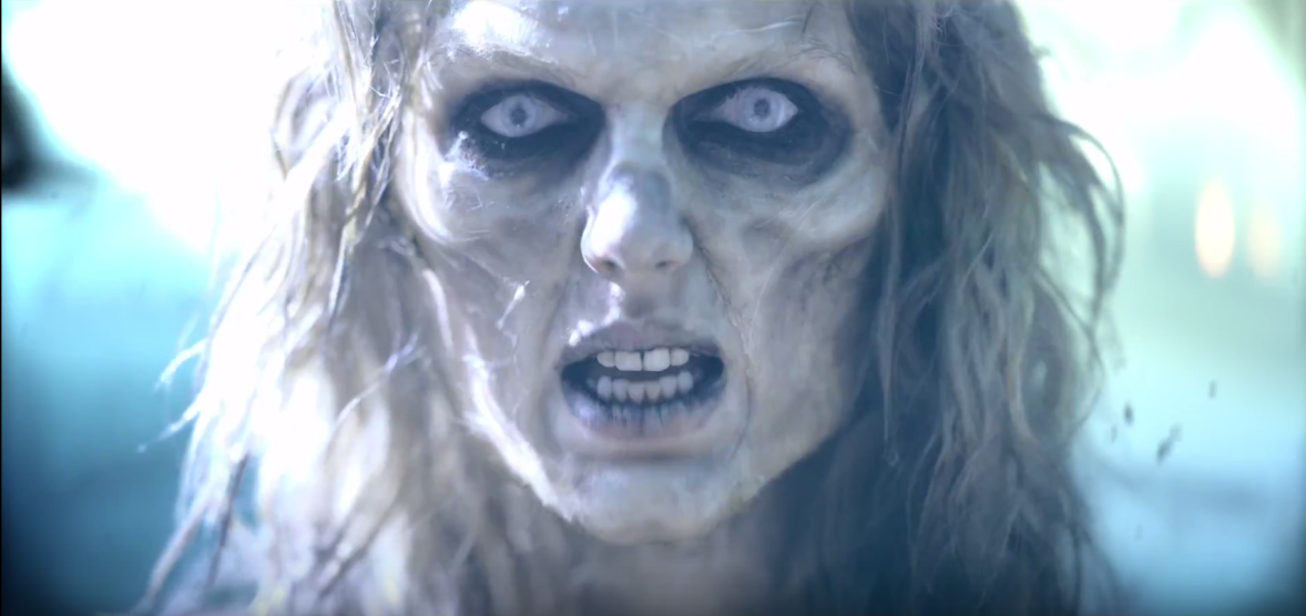 taylor zombie