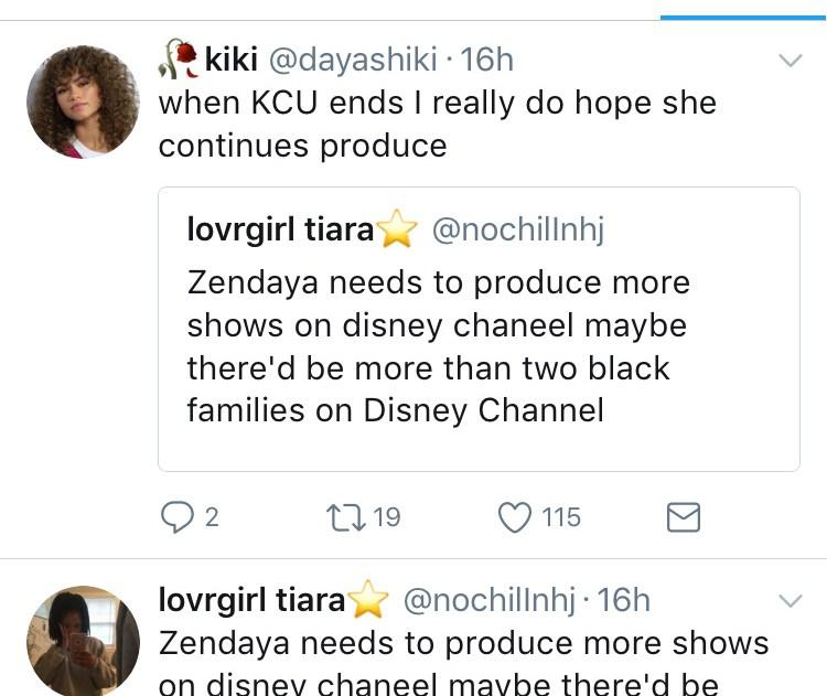 zendaya disney channel