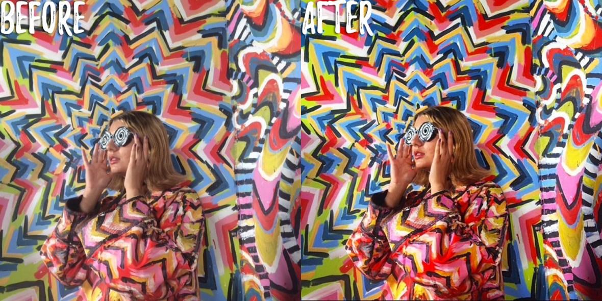 alexa meade art wall