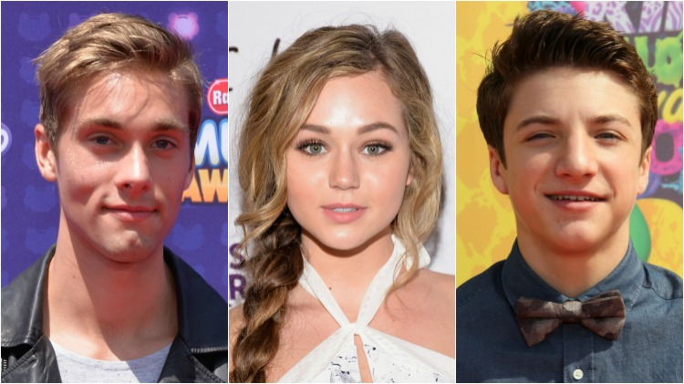 austin-north-brec-bassinger-jake-short