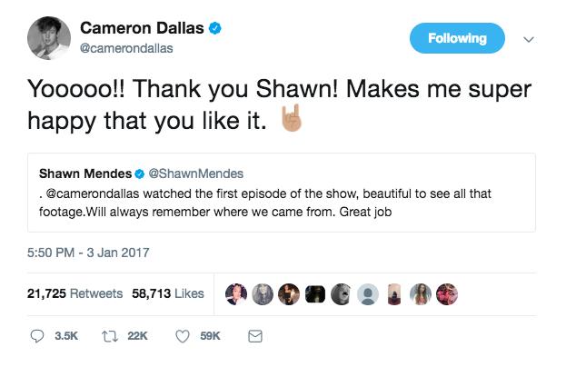 cameron shawn tweets