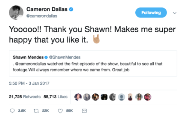 cameron shawn tweets